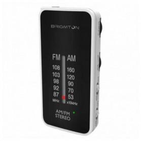 Radio transistor BRIGMTON BT224 Blanc