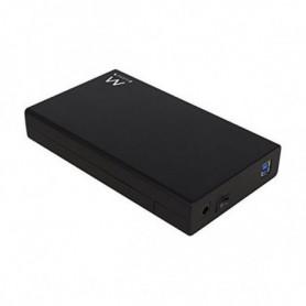 "Boîtier Externe Ewent EW7056 3.5"" SATA-USB 3.0 DC 12V 2A"