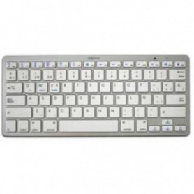 Clavier Bluetooth approx! APPKBBT02S 3.0 Universel Blanc