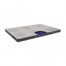 Support Portable avec Ventilateur approx! APPNBC05W Noir