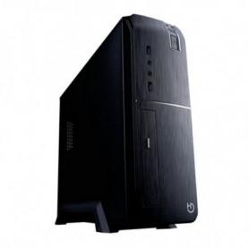Boîtier Demi Tour Micro ATX / ITX Hiditec CHA010020 Noir