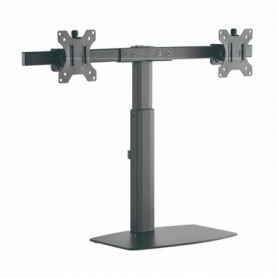 """Support de table d'écran TooQ DB1727TN-B 17""""-27"""" Noir"""
