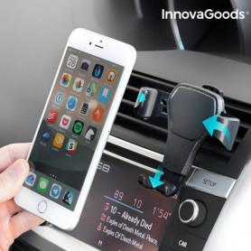 Support Gravitationnel de Téléphones Portables pour Voiture