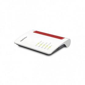 Modem sans fil Fritz! Box7530 ADSL WAN 866 Mbps 5 GHz Blanc