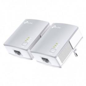 Adaptateur PLC TP-Link TL-PA411KIT 600 Mbps LAN Blanc