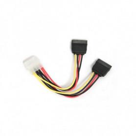 Câble d'Alimentation GEMBIRD CC-SATA-PSY 15 cm