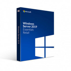 Microsoft Windows Server 2019 Essentials Microsoft G3S-01310 OEM