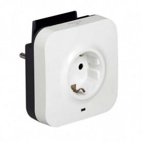 Prise Murale avec 2 Ports USB Legrand 218985 USB 5V x 2 Blanc