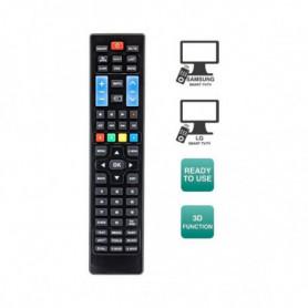 Télécommande pour Smart TV Ewent EW1575 Noir