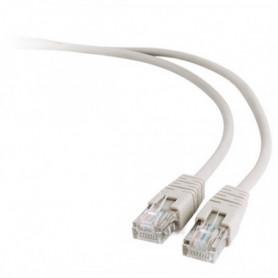 Câble Réseau Rigide UTP 5ème Catégorie GEMBIRD PP12 Gris