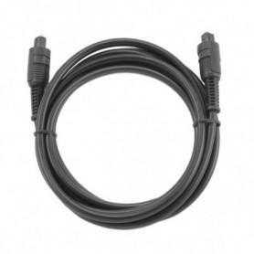 Câble Optique Toslink GEMBIRD CC-OPT Noir