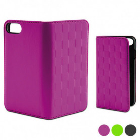 Housse Folio pour Mobile Iphone 7 KSIX Soft