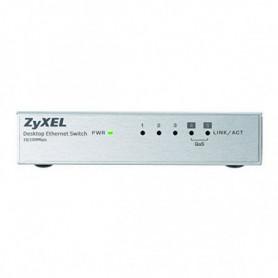 Commutateur Réseau de Bureau ZyXEL ES-105AV3-EU0101F 200 Mbps LAN RJ45