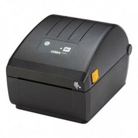 Imprimante Thermique Zebra ZD220 102 mm/s 203 ppp USB Noir