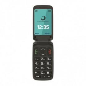 """Téléphone Portable BRIGMTON BTM-5 2,4"""" TFT Bluetooth FM Noir"""
