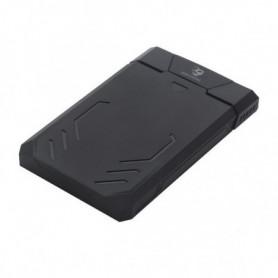 """Boîtier pour disque dur CoolBox DG-HDC2503-BK 2,5"""" USB 3.0 Noir"""