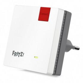 Point d'Accès Répéteur Fritz! 600 2.4 GHz 600 Mbps Blanc