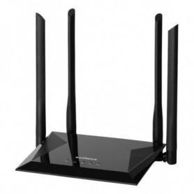 Modem sans fil Edimax BR-6476AC LAN WiFi 5 GHz 867 Mbps Noir