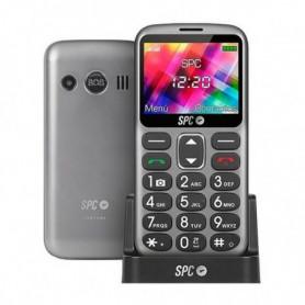 Téléphone Portable SPC 2320T FM Bluetooth 1000 mAh Gris