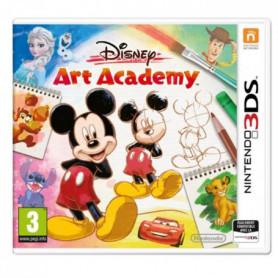 Disney Art Academy Jeu 3DS