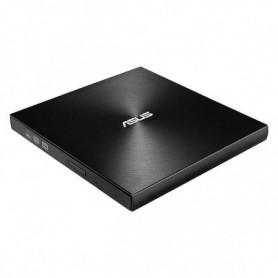 Graveur DVD-RW Externe Ultra Slim Asus SDRW-08U9M USB Noir