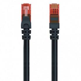 Câble Réseau Rigide UTP 6ème Catégorie Ewent EW-6U-005BL 1000 Mbit/s