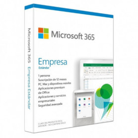 Microsoft Office 365 Enterprise Microsoft KLQ-00478 (1 Licence)