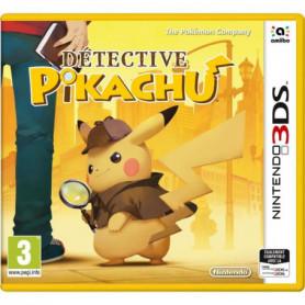 Detective Pikachu Jeu 3DS