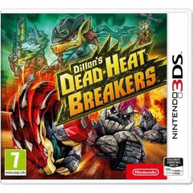 Dillon's Dead-Heat Breakers Jeu 3DS