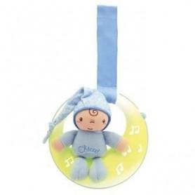 CHICCO Veilleuse Musicale Petite Lune Bleu