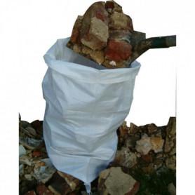 Sac poubelle gravats 70L - 70 Kg- lot de 5