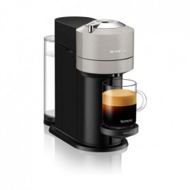KRUPS Vertuo Next Machine Expresso Nespresso1.1L Gris Clair