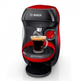 BOSCH - TASSIMO - T10 HAPPY - Machine à café multi-boissons rouge