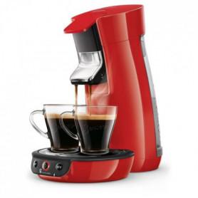 PHILILIPS SENSEO VIVA Café HD6563/81 0,9 L - Rouge