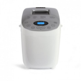 LIVOO DOP205W Machine à Pain  - Ecran Digital 15 Programmes