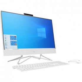 HP All-in-One 24-df0090nf - 24FHD - Ryzen 5 3500U - RAM 16Go
