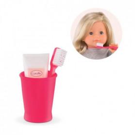 COROLLE - Ma Corolle - Kit dents propres pour poupée ma Corolle