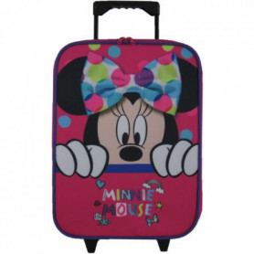 MINNIE Valise souple - 1 Compartiment - Rose