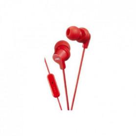 HA-FR15-R-E Ecouteurs rouges