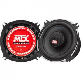 MTX TX640C Haut-parleurs coaxiaux 10cm 2 voies 70W RMS 4O
