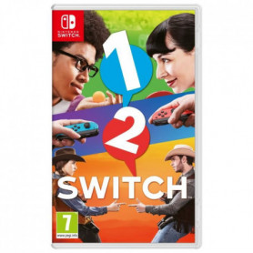 1-2-Switch Jeu Switch