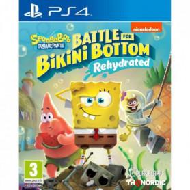Spongebob Squarepants: Battle For Bikini Bottom - Jeu PS4