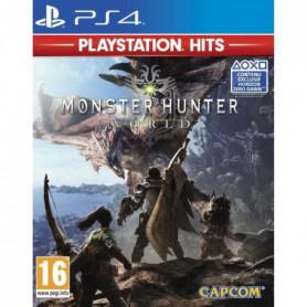 Monster Hunter World PlayStation Hits Jeu PS4