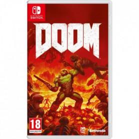 Doom - Jeu Nintendo Switch