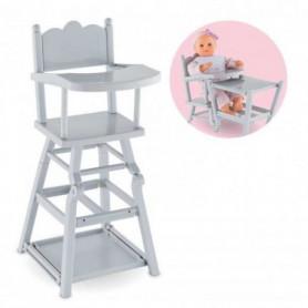 COROLLE - chaise haute pour poupon 36cm et 42cm