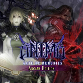 Anima Gate Of Memories : Arcane Edition