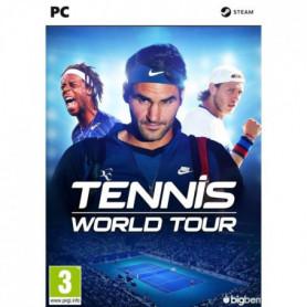 Tennis World Tour jeu PC