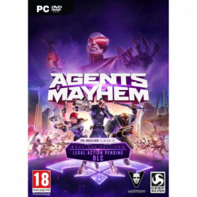 Agents Of Mayhem Day One Edition Jeu PC