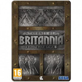 A Total War Saga - Thrones of Britannia