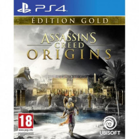 Assassin's Creed Origins Édition Gold Jeu PS4